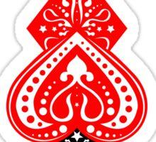 Gamble Sticker