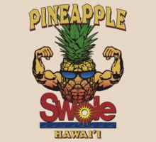 Pineapple Swole - Hawai'i by GUS3141592