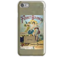 Branca F. iPhone Case/Skin