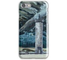 Glenfinnan Monument iPhone Case/Skin