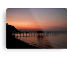 Shelly beach,Mornington Pennisula Metal Print
