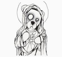 Our ZomBear of Fatima T by chriszenga