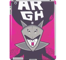 argh iPad Case/Skin