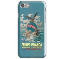 Fernet B iPhone Case/Skin