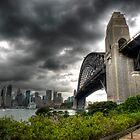 Sydney Harbour Bridge by Alexandre Barreto
