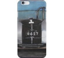 AC Cobra - rear view iPhone Case/Skin