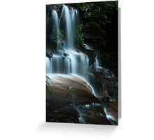 Enchanted Falls  Greeting Card