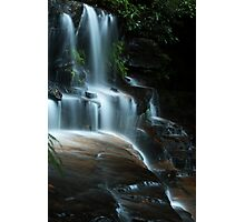 Enchanted Falls  Photographic Print