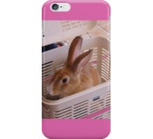 What happened to the Easter eggs? iPhone Case/Skin