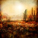 Desert Abstract 5 by Angelina Cornidez