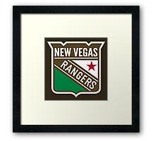 NV Rangers Framed Print