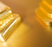 gold ingots by bashta