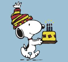 Happy birthday Snoopy by Francerost