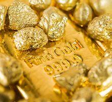 fine gold  by bashta