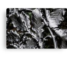 Blarney Castle Wrought Iron Canvas Print