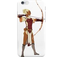 Female RPG Archer iPhone Case/Skin