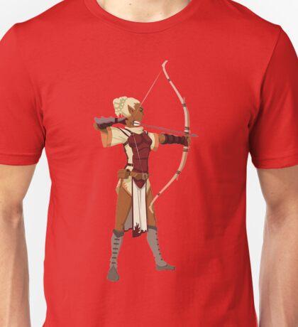 Female RPG Archer Unisex T-Shirt