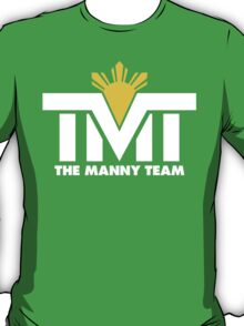 TMT The Manny Pacquiao Team by AiReal Apparel T-Shirt