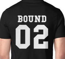 Bound 02 PYREX (white text) Unisex T-Shirt