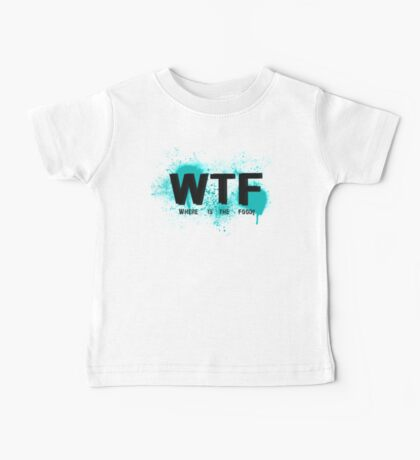 WTF Baby Tee
