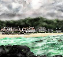 Millport Shore-Front, Isle of Cumbrae, West Coast of Scotland [1] by Grant Wilson