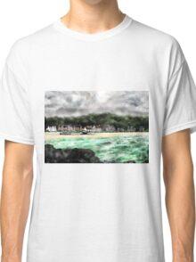 Millport Shore-Front, Isle of Cumbrae, West Coast of Scotland [1] Classic T-Shirt