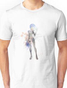 Rei Ayanami Neon Genesis  Evangelion Art Print Unisex T-Shirt