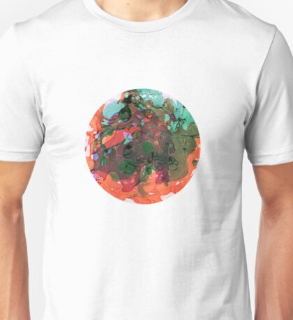 Abstract #2: World Unisex T-Shirt