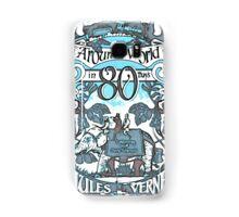 Jules Verne Samsung Galaxy Case/Skin
