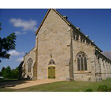 Sandstone Church Photographic Print
