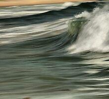 Silken Seas by Barbara  Brown