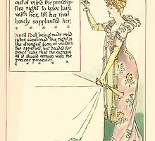 A Masque of Days - From the Last Essays of Elia 1901 illustrated by Walter Crane 31 - August, April Fool by wetdryvac