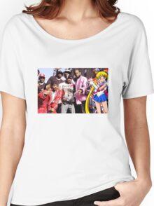 Dipset x Sailor Moon Women's Relaxed Fit T-Shirt