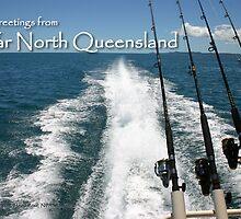 Far North Queensland Postcard by Heinz