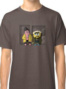 Pat and Silent Bob Classic T-Shirt