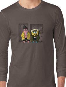 Pat and Silent Bob Long Sleeve T-Shirt