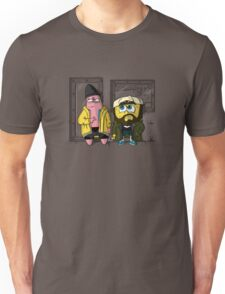Pat and Silent Bob Unisex T-Shirt