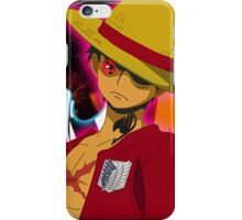 Anime Mashup iPhone Case/Skin