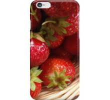 Strawberries 2 iPhone Case/Skin