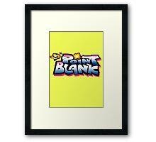 Point Blank Bang Bang Framed Print