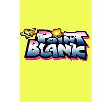 Point Blank Bang Bang Photographic Print
