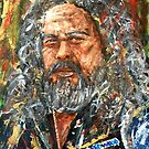 "Robert ""Bobby"" Munson by amoxes"