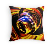 Abstracted 777 Throw Pillow
