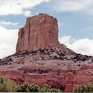 Square Butte, near Page Arizona, USA by Adrian Paul
