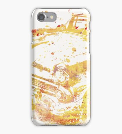 Cadillac Colorful iPhone Case/Skin