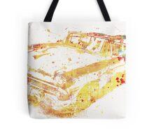 Cadillac Colorful Tote Bag