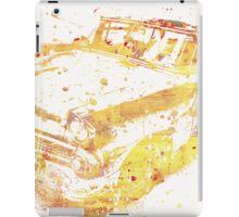Cadillac Colorful iPad Case/Skin