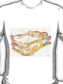 Cadillac Colorful T-Shirt