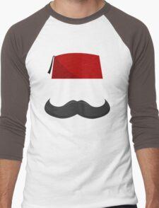 Man with a Fez Men's Baseball ¾ T-Shirt