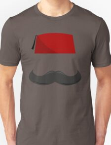 Man with a Fez Unisex T-Shirt